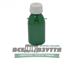 Краска для натуральной кожи BAYER 50мл зеленая
