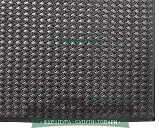Косичка (Вулкан) 3Х500Х650 черн./ Подметочная резина