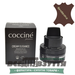 Крем COCCINE ELEGANCE 50мл (09) цв. Коричневый тренд