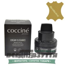 Крем COCCINE ELEGANCE 50мл (39) цв. Натуральная кожа
