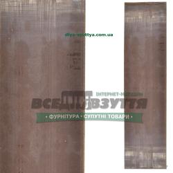 EXTRA LUX 3,5Х100Х400 коричневый/гладкий.Полиуретан