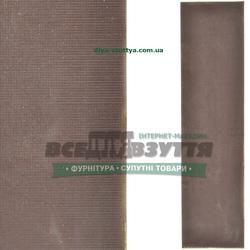 EXTRA LUX 3,5Х100Х400 коричневый/сетка.Полиуретан