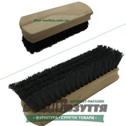 Щетка для чистки обуви-одежды 140мм