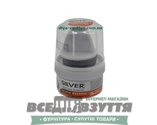 Крем-блеск для гладкой кожи SILVER 50ml коричневый