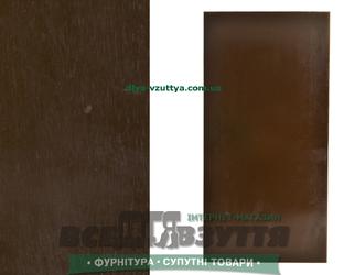 EXTRA LUX 6х200х400 коричневый/гладкий / Полиуретан