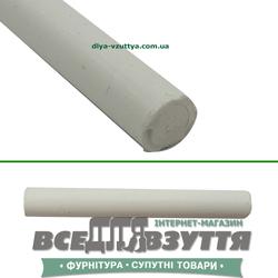 Карандаш-воск для кожи (Украина) цв. Белый